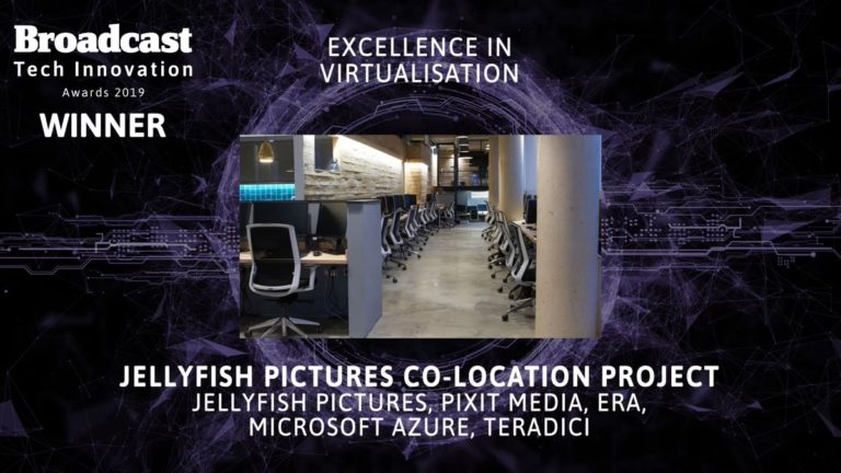 Excellence in Virtualisation Award Winners